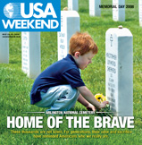 05/23/2008 Issue of USA Weekend
