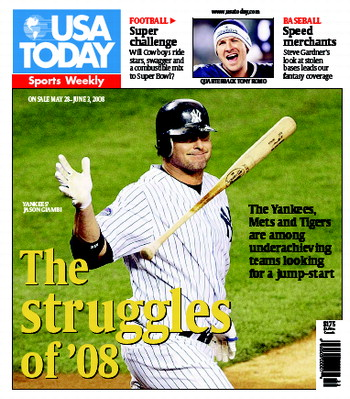 05/28/2008 Issue of Sports Weekly