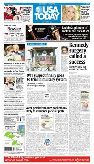 06/03/2008 Issue of USA TODAY