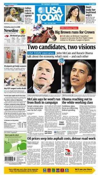 06/06/2008 Issue of USA TODAY
