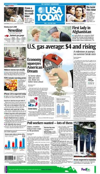 06/09/2008 Issue of USA TODAY
