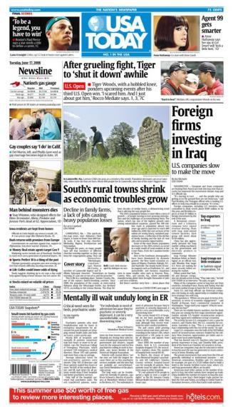 06/17/2008 Issue of USA TODAY