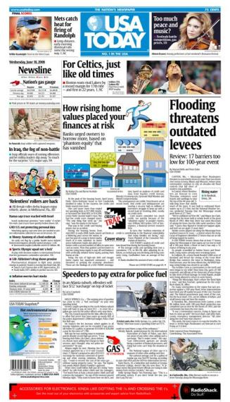06/18/2008 Issue of USA TODAY