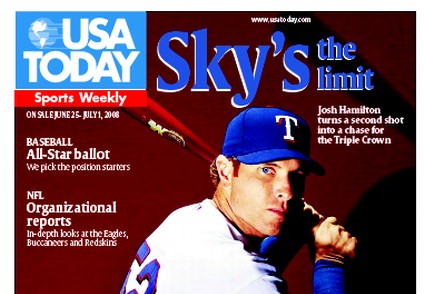 06/25/2008 Issue of Sports Weekly