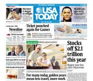07/01/2008 Issue of USA TODAY