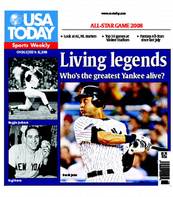 07/09/2008 Issue of Sports Weekly