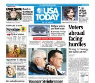 07/11/2008 Issue of USA TODAY