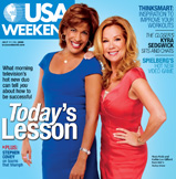 07/11/2008 Issue of USA Weekend