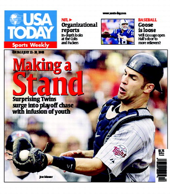07/23/2008 Issue of Sports Weekly