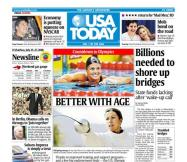 07/25/2008 Issue of USA TODAY
