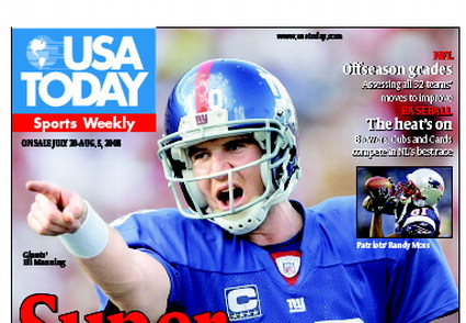 07/30/2008 Issue of Sports Weekly