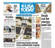07/30/2008 Issue of USA TODAY