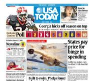 08/01/2008 Issue of USA TODAY
