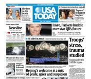 08/05/2008 Issue of USA TODAY