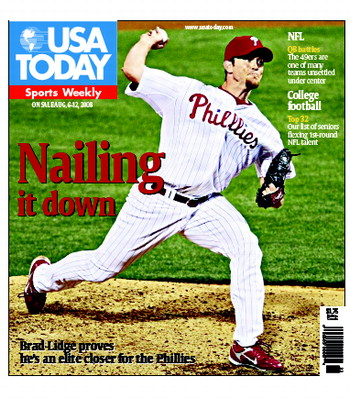 08/06/2008 Issue of Sports Weekly