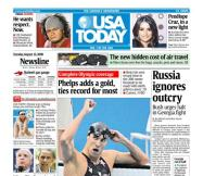 08/12/2008 Issue of USA TODAY