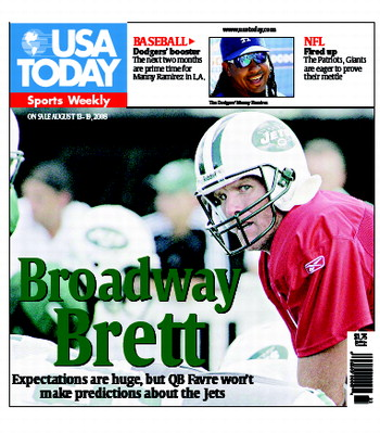 08/13/2008 Issue of Sports Weekly