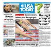 08/14/2008 Issue of USA TODAY