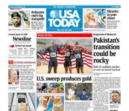 08/19/2008 Issue of USA TODAY