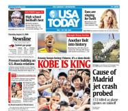 08/21/2008 Issue of USA TODAY