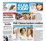 08/25/2008 Issue of USA TODAY