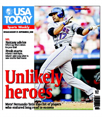 08/27/2008 Issue of Sports Weekly