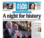 08/28/2008 Issue of USA TODAY