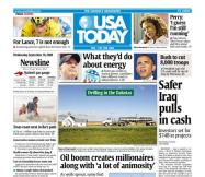 09/10/2008 Issue of USA TODAY