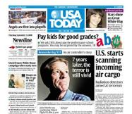 09/11/2008 Issue of USA TODAY