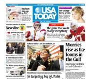 09/12/2008 Issue of USA TODAY