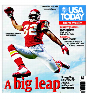 09/17/2008 Issue of Sports Weekly