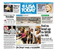 09/17/2008 Issue of USA TODAY