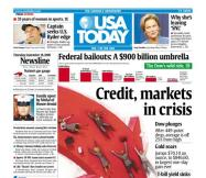09/18/2008 Issue of USA TODAY