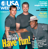 09/19/2008 Issue of USA Weekend