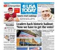 09/29/2008 Issue of USA TODAY