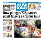 09/30/2008 Issue of USA TODAY