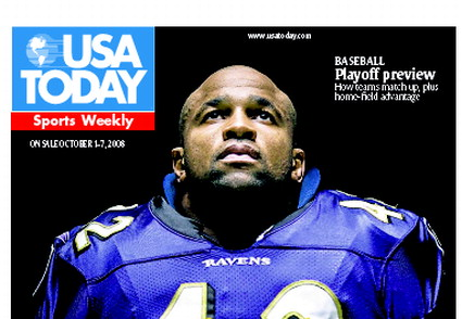 10/01/2008 Issue of Sports Weekly