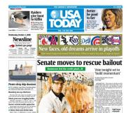10/01/2008 Issue of USA TODAY