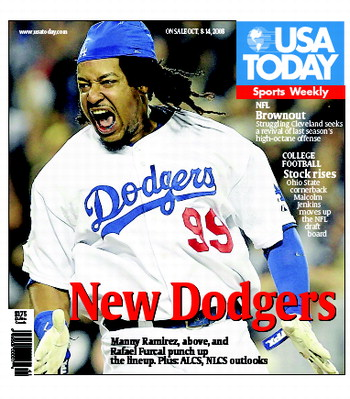 10/08/2008 Issue of Sports Weekly