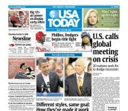 10/09/2008 Issue of USA TODAY