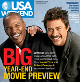10/10/2008 Issue of USA Weekend