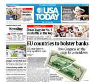 10/13/2008 Issue of USA TODAY