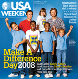 10/17/2008 Issue of USA Weekend