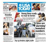10/21/08 Issue of USA TODAY