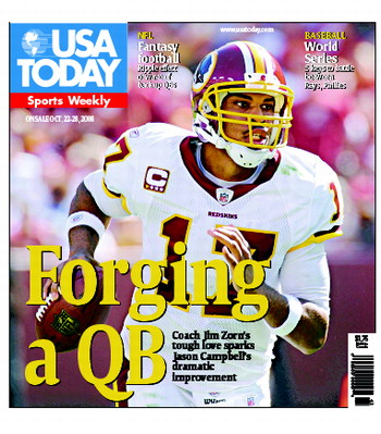 10/22/2008 Issue of Sports Weekly