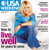10/24/2008 Issue of USA Weekend