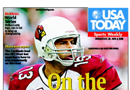 10/29/2008 Issue of Sports Weekly