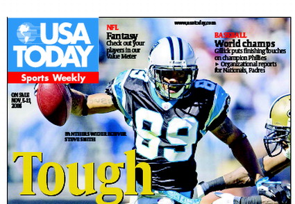 11/05/2008 Issue of Sports Weekly