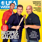 11/07/2008 Issue of USA Weekend