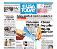 11/10/2008 Issue of USA TODAY